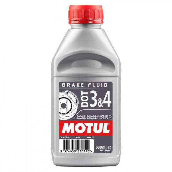 Płyn hamulcowy Motul DOT 3&4 102718