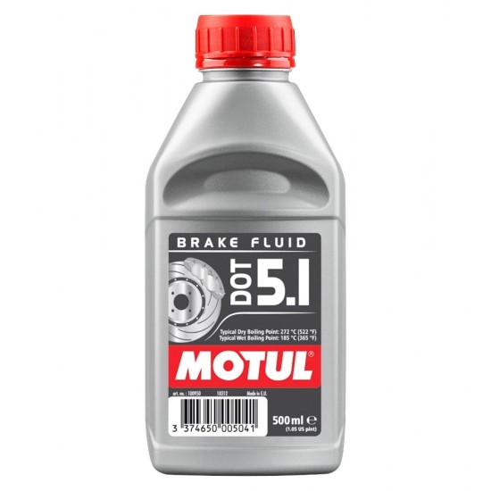 Płyn hamulcowy Motul DOT 5.1 100950
