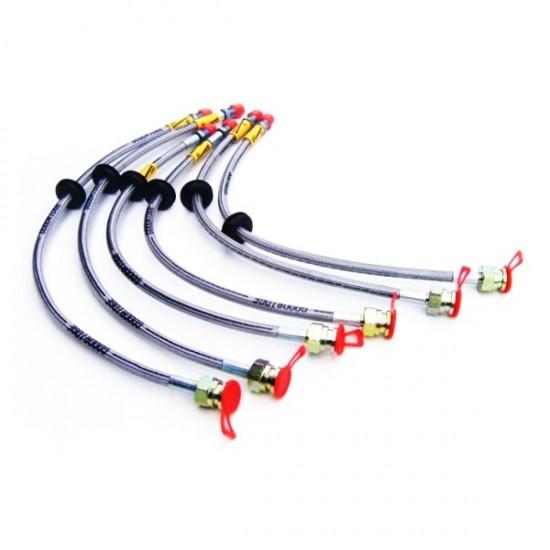 Przewody w oplocie Goodridge Premium Performance TAR0305-3P